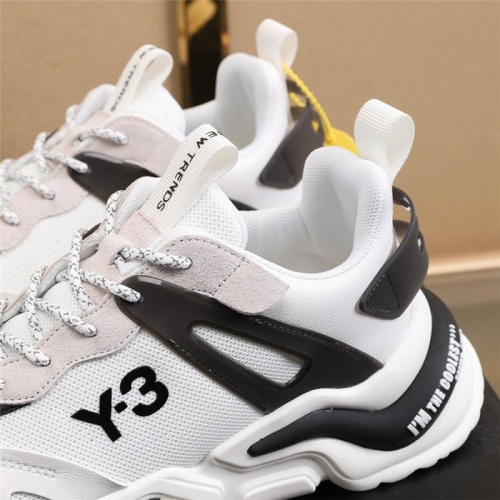 Replica Y-3 Casual Shoes For Men #832587 $96.00 USD for Wholesale