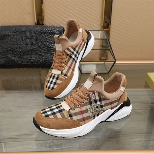 Burberry Casual Shoes For Men #832669