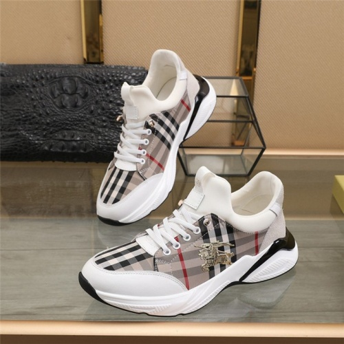 Burberry Casual Shoes For Men #832671