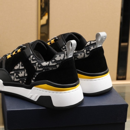 Replica Christian Dior Casual Shoes For Men #832688 $85.00 USD for Wholesale