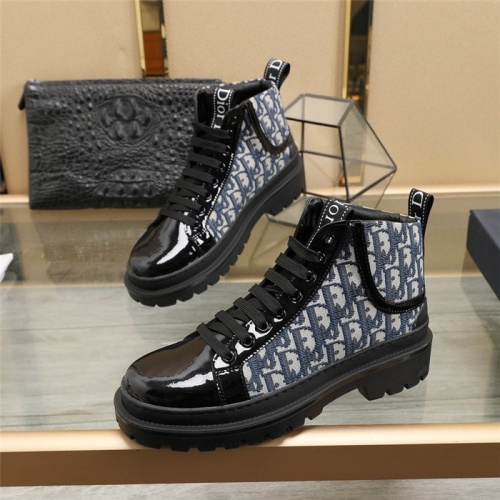 Christian Dior Boots For Men #832694