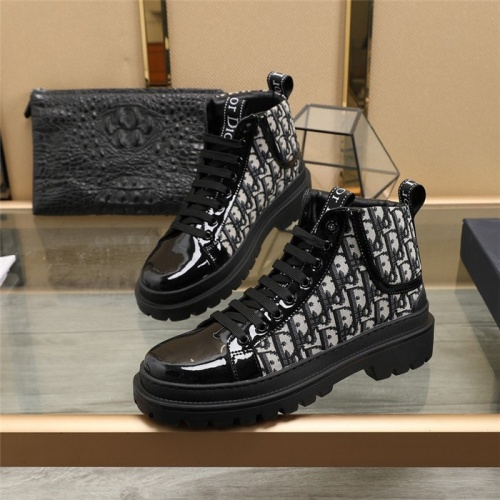 Christian Dior Boots For Men #832695