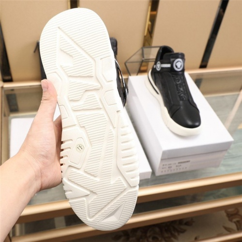Replica Versace Casual Shoes For Men #832725 $82.00 USD for Wholesale