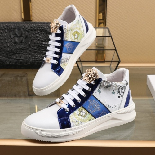 Versace High Tops Shoes For Men #832751