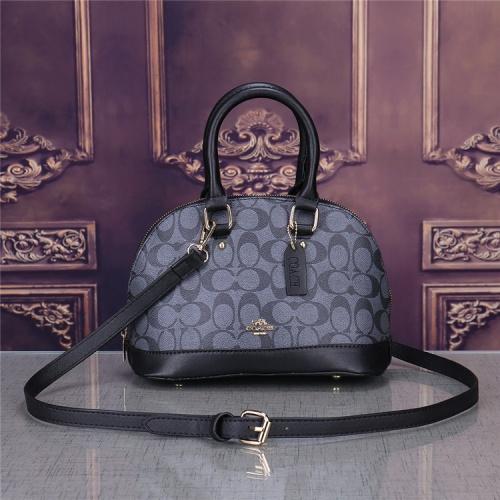 Coach Fashion Messenger Bag For Women #832835