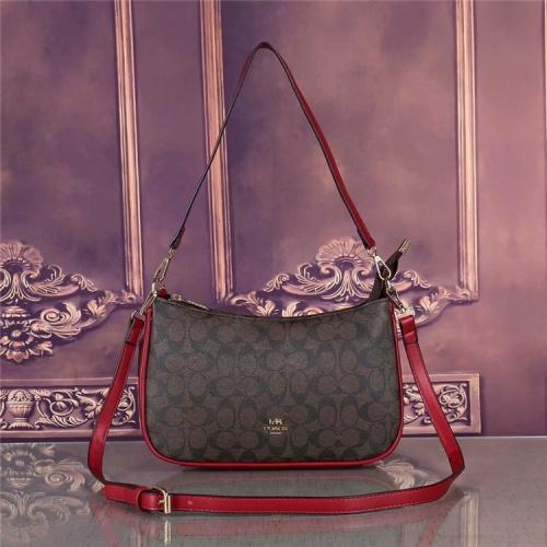 Coach Fashion Messenger Bag For Women #832841