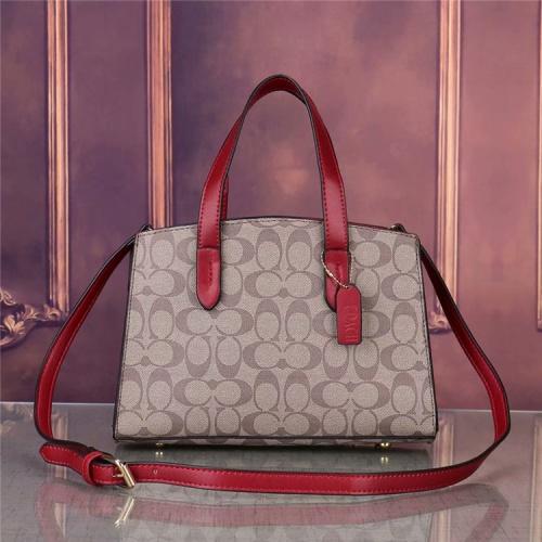 Coach Fashion Handbags For Women #832881