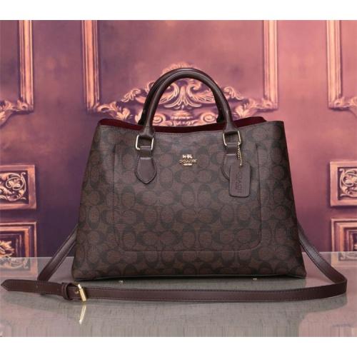 Coach Fashion Handbags For Women #832891