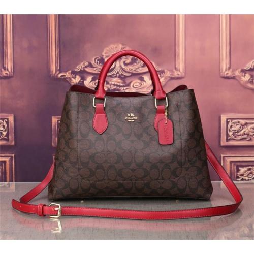 Coach Fashion Handbags For Women #832895