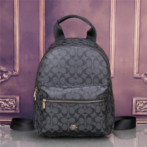 Coach Fashion Backpacks #832913