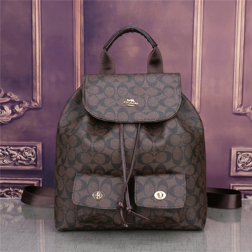 Coach Fashion Backpacks #832920