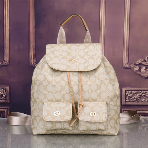 Coach Fashion Backpacks #832921