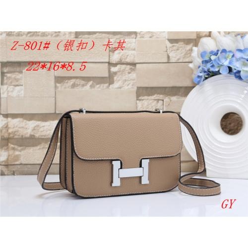 Hermes Fashion Messenger Bags For Women #832961 $30.00, Wholesale Replica Hermes Messenger Bags