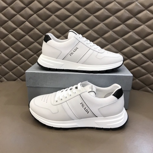 Prada Casual Shoes For Men #833008