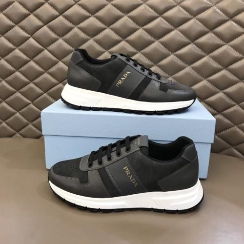 Prada Casual Shoes For Men #833009