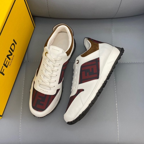 Fendi Casual Shoes For Men #833014