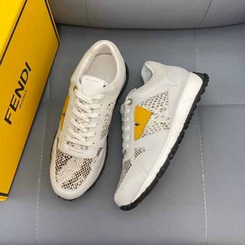 Fendi Casual Shoes For Men #833016