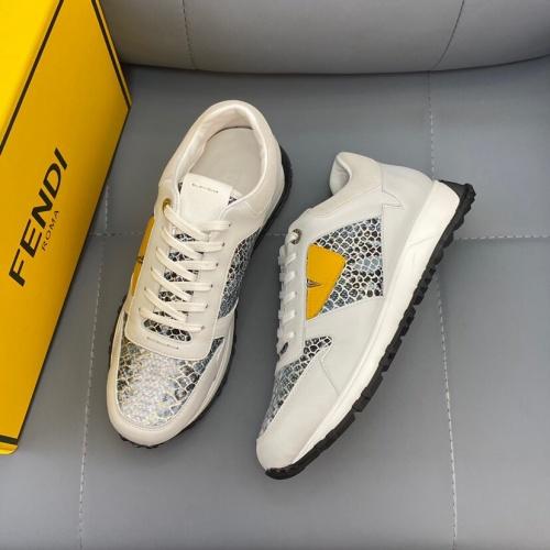 Fendi Casual Shoes For Men #833017