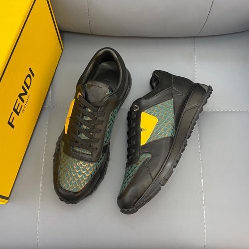 Fendi Casual Shoes For Men #833022