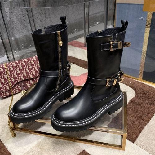 Versace Boots For Women #833026