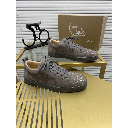 Christian Louboutin CL Casual Shoes For Men #833075