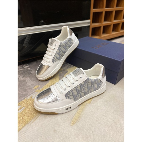 Christian Dior Casual Shoes For Men #833087