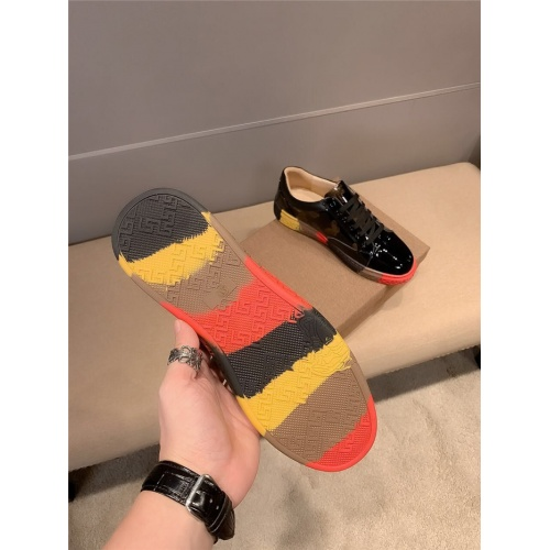 Replica Versace Casual Shoes For Men #833089 $68.00 USD for Wholesale