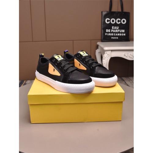 Fendi Casual Shoes For Men #833090