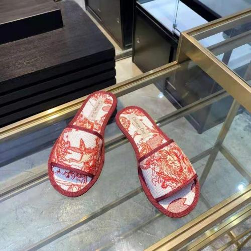 Christian Dior Slippers For Women #833094