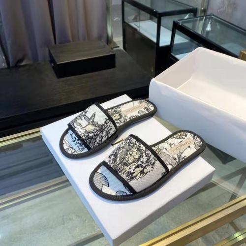 Christian Dior Slippers For Women #833096