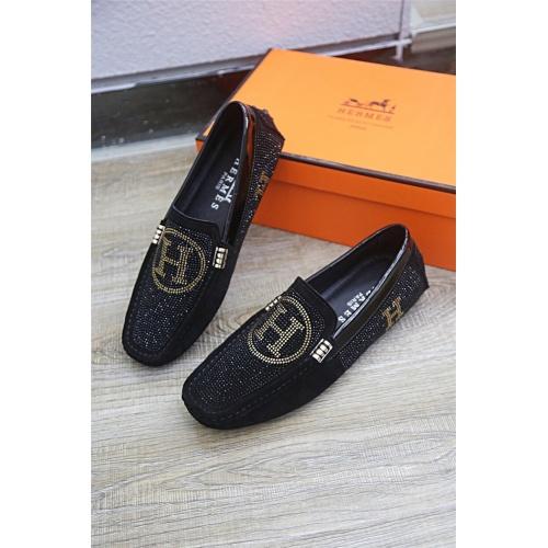 Ferragamo Salvatore FS Leather Shoes For Men #833111