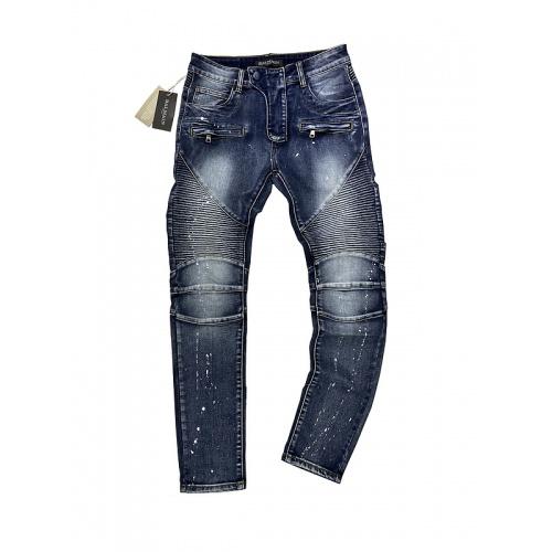 Balmain Jeans For Men #833234 $62.00, Wholesale Replica Balmain Jeans