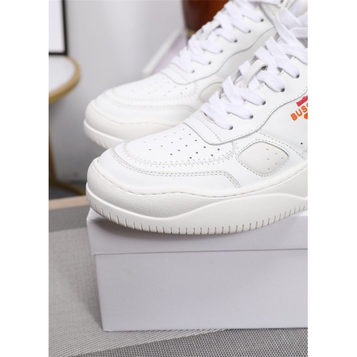 Replica Versace High Tops Shoes For Men #833281 $96.00 USD for Wholesale