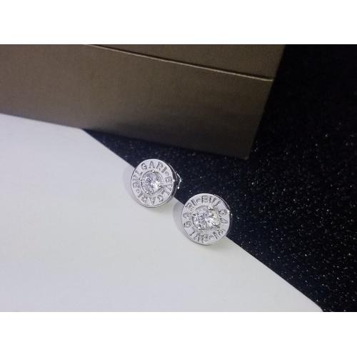 Bvlgari Earrings #833335 $25.00, Wholesale Replica Bvlgari Earrings