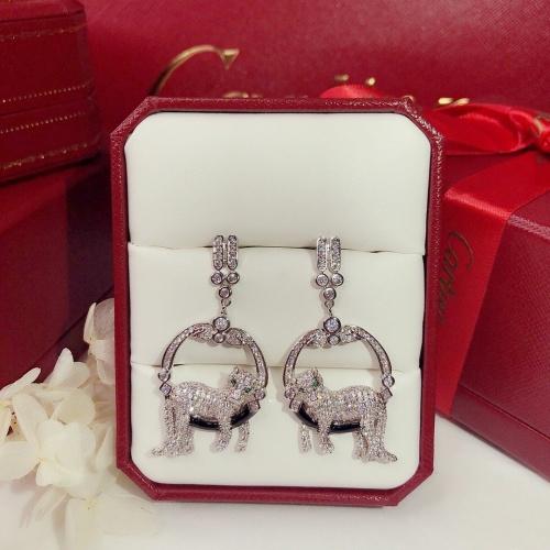 Cartier Earring #833346