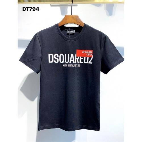 Dsquared T-Shirts Short Sleeved For Men #833360