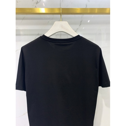 Replica Valentino T-Shirts Short Sleeved For Men #833390 $41.00 USD for Wholesale