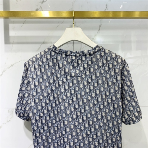 Replica Christian Dior T-Shirts Short Sleeved For Men #833391 $41.00 USD for Wholesale