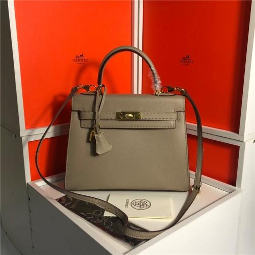 Hermes AAA Quality Handbags For Women #833401 $96.00, Wholesale Replica Hermes AAA Quality Handbags