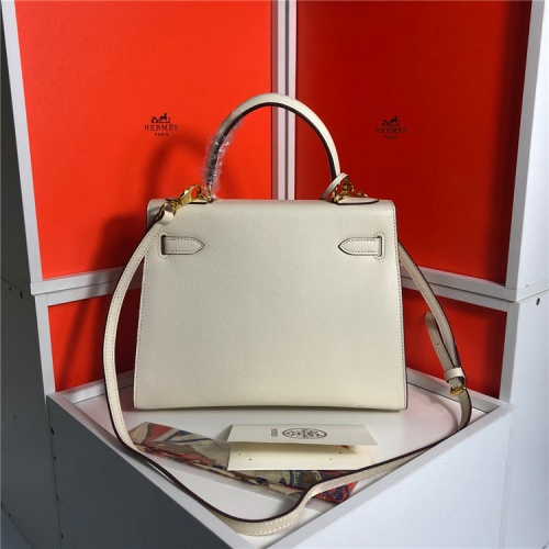 Replica Hermes AAA Quality Handbags For Women #833402 $96.00 USD for Wholesale