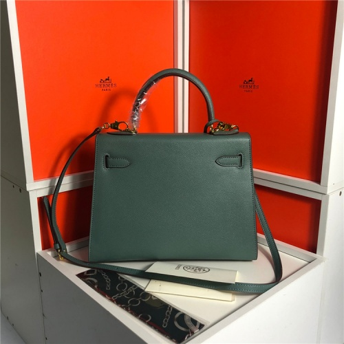 Replica Hermes AAA Quality Handbags For Women #833406 $100.00 USD for Wholesale