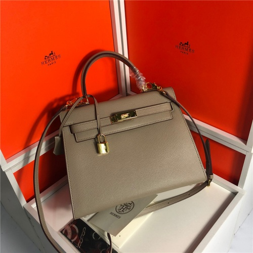 Replica Hermes AAA Quality Handbags For Women #833409 $100.00 USD for Wholesale