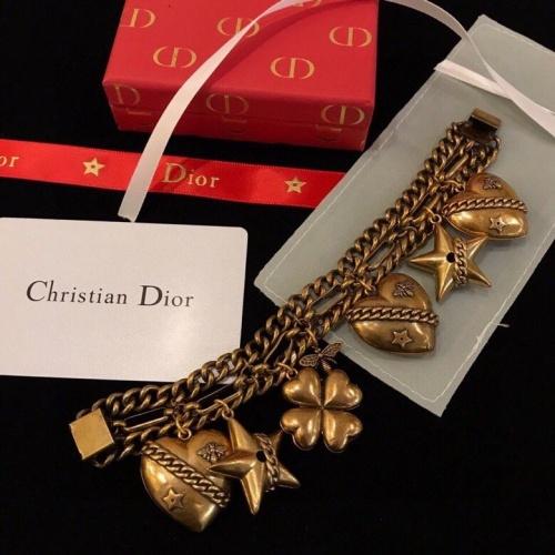 Christian Dior Bracelets #833433 $45.00 USD, Wholesale Replica Christian Dior Bracelets