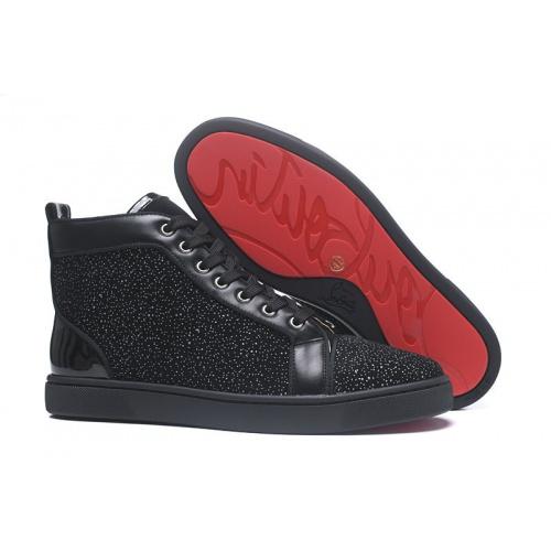 Christian Louboutin High Tops Shoes For Men #833440