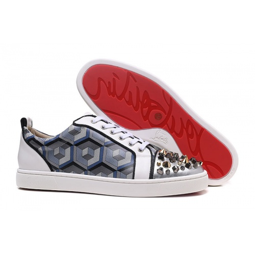 Christian Louboutin Casual Shoes For Men #833460 $94.00 USD, Wholesale Replica Christian Louboutin Fashion Shoes