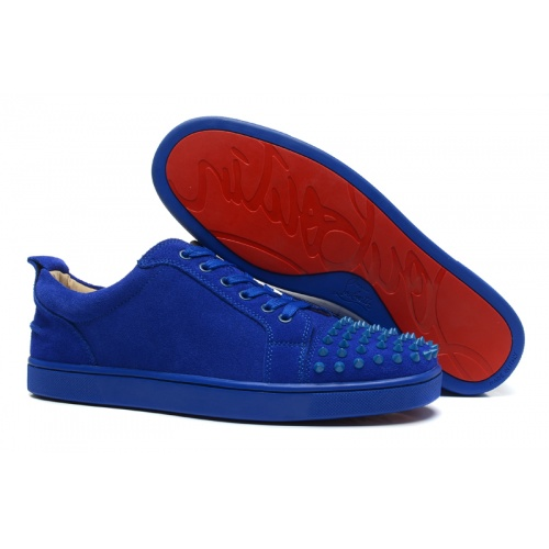 Christian Louboutin Casual Shoes For Men #833463 $92.00 USD, Wholesale Replica Christian Louboutin Fashion Shoes