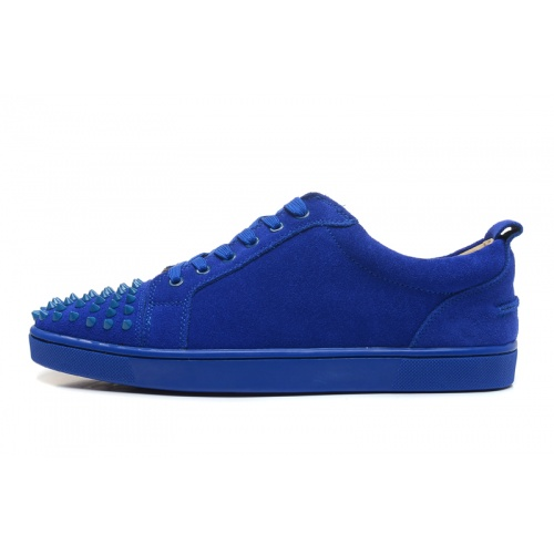 Replica Christian Louboutin Casual Shoes For Men #833463 $92.00 USD for Wholesale