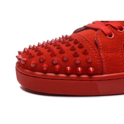 Replica Christian Louboutin Casual Shoes For Men #833467 $92.00 USD for Wholesale