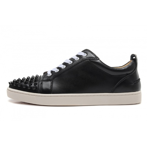 Replica Christian Louboutin Casual Shoes For Men #833470 $92.00 USD for Wholesale