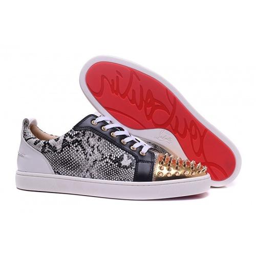 Christian Louboutin Casual Shoes For Men #833475